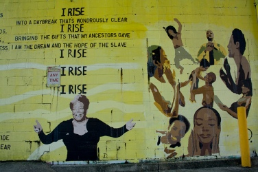 Maya Angelou: Leader of the Brave and Defiant