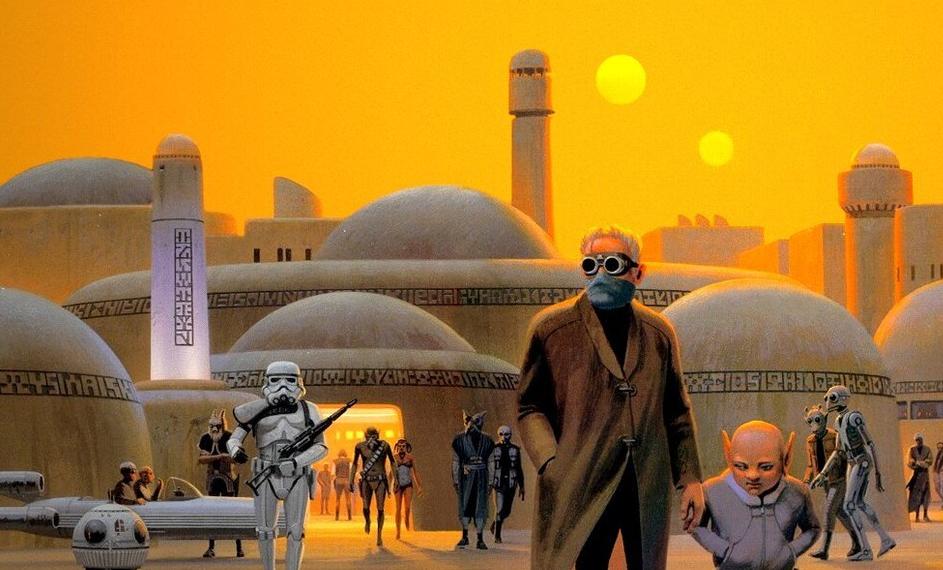 Ralph McQuarrie / Lucasfilms