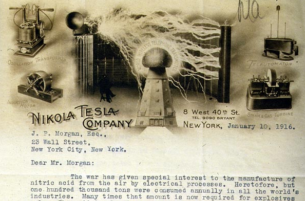 The Electrifying Visionary Power of Nikola Tesla