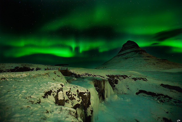 Magic by Iceland and Thoreau