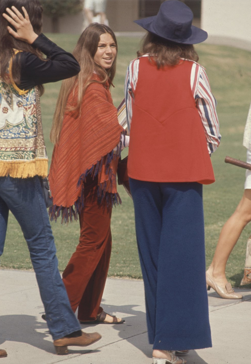 Babelicious Fashion Trends From the Summer of '69