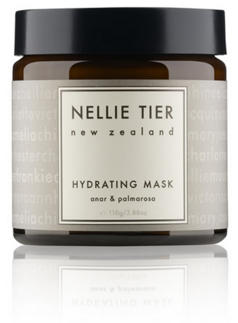 Product Review: Nellie Tier's Hydrating Mask