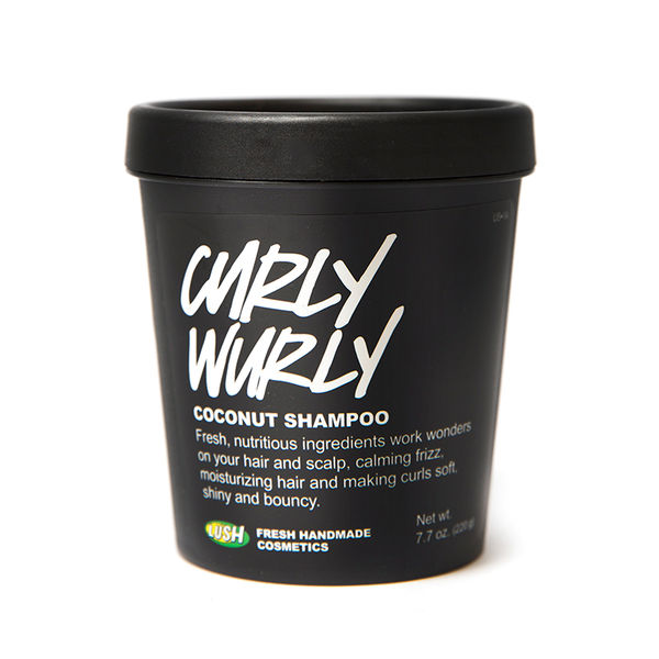 Two products that I would not recommend from Lush
