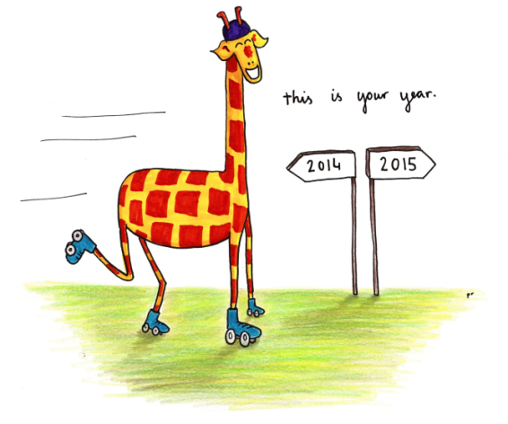 Motivating Giraffe: The World's Tallest and Most Uplifting Mammal