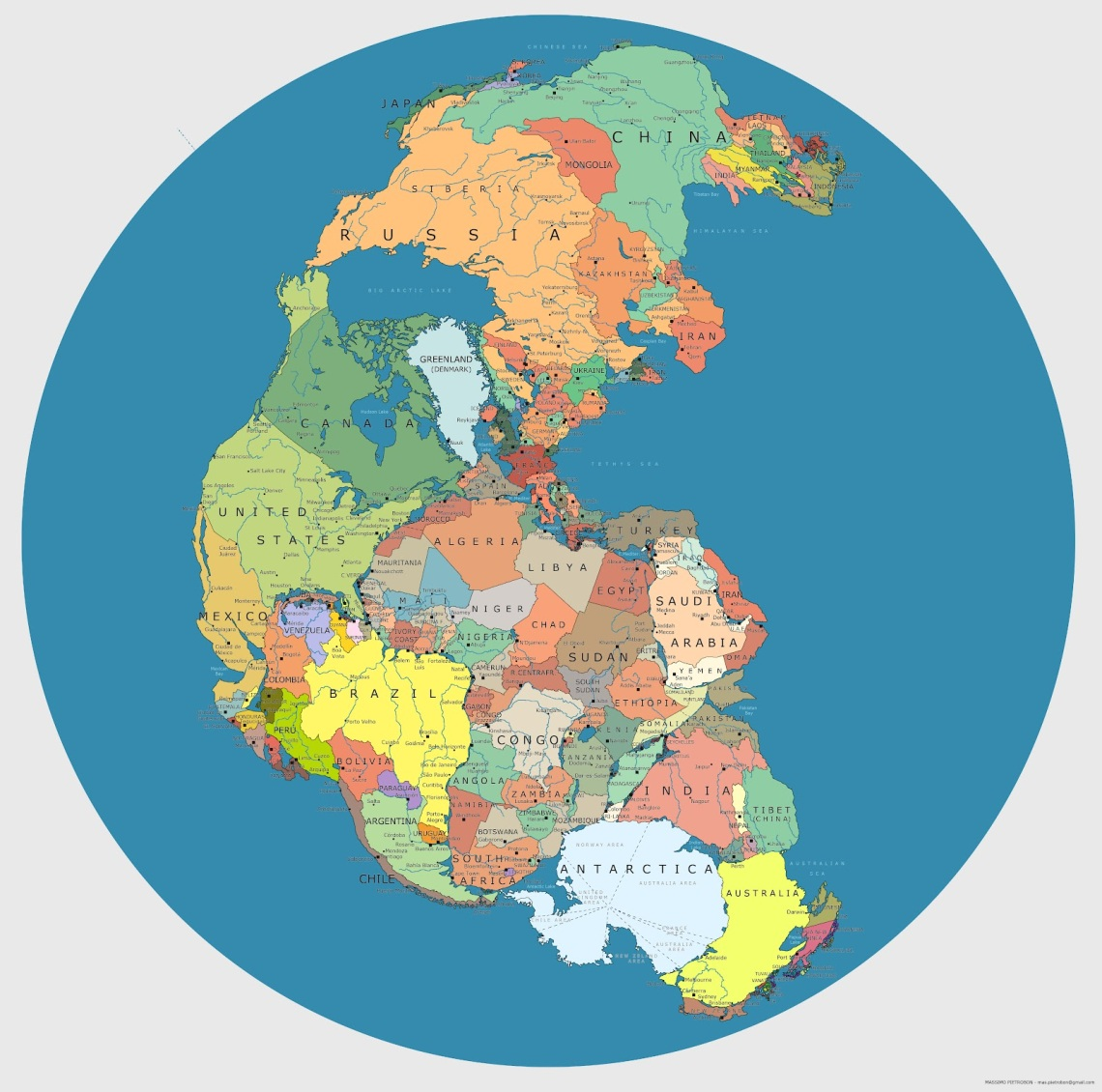 The Jigsaw Puzzle of Pangea: What It Tells Us About Our Fragile Human Lives