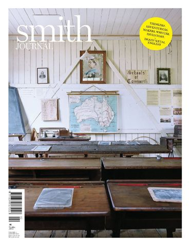 Treasures to Love and Adore: Smith Journal