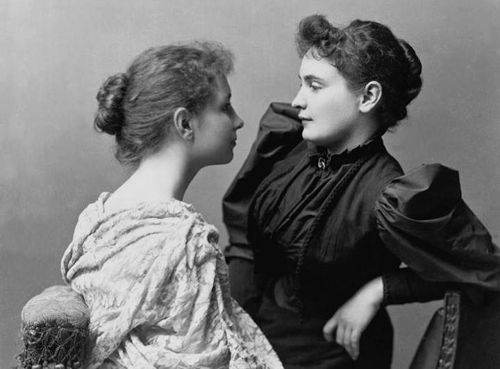 Helen Keller's Fierce Friendships and Bold Legacy