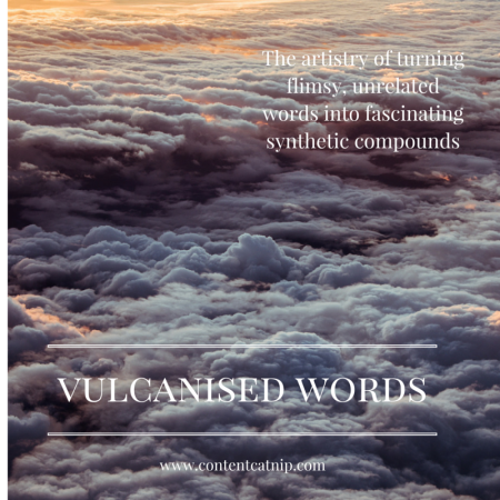 Content Catnip - Vulcanised Words