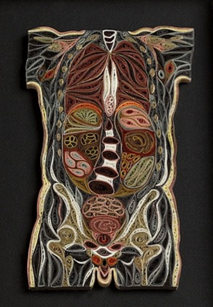 Intricate paper cross sections of human bodies by Lisa Nilsson https://wp.me/p41CQf-IlX
