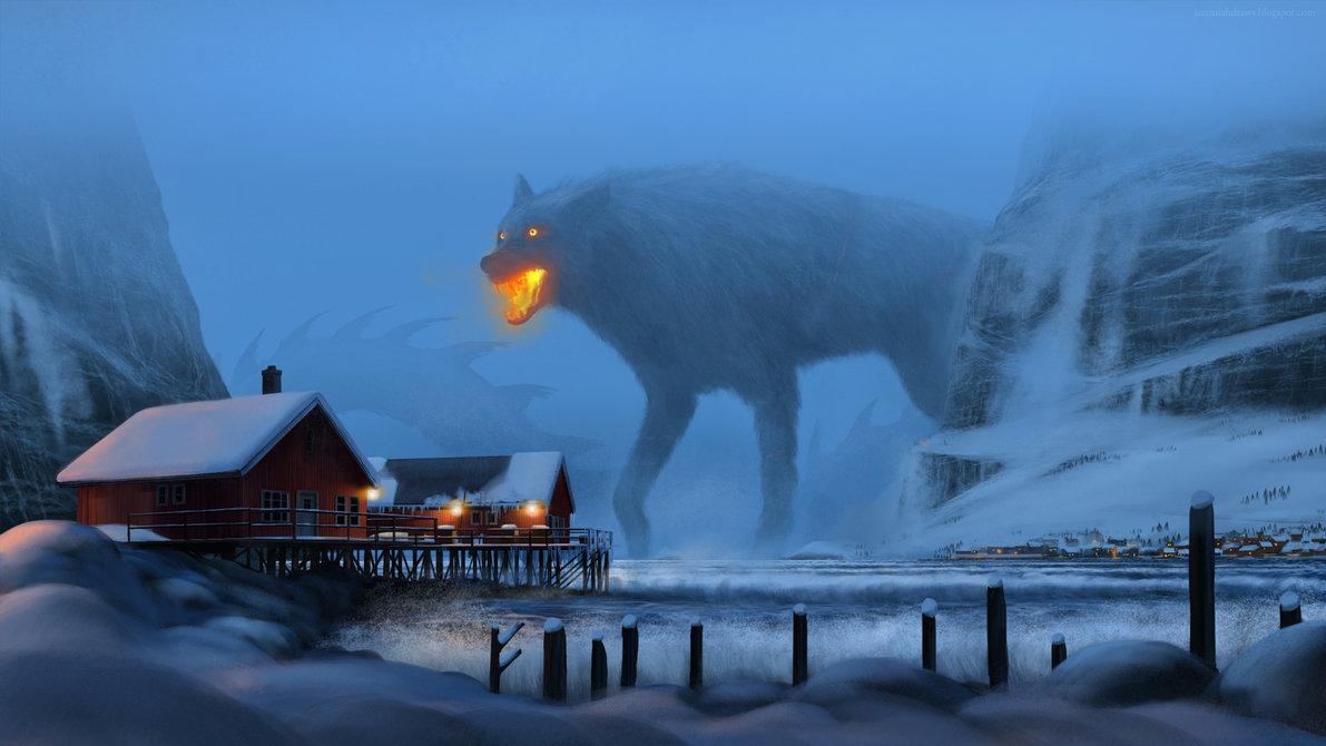 Wild Imaginings Part 1: Behemoths