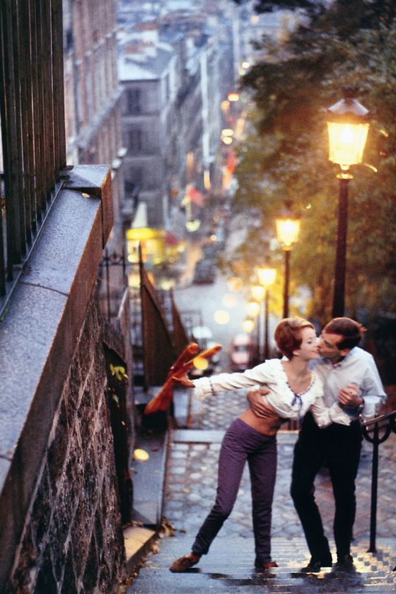 Every Picture Tells A Story: Couple in Montmartre, Paris 1962