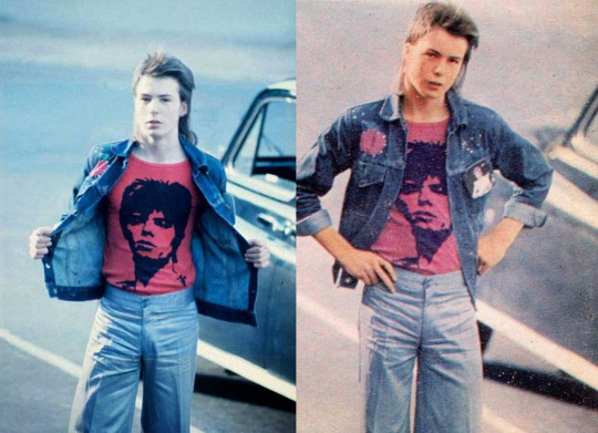 Every Picture Tells A Story: Young Sid Vicious Goes to a Bowie Concert in Earl's Court 1973