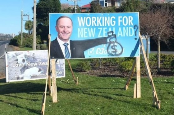 New Zealand's Dodgy Prime Minister John Key - The shitty reasons why we are a tax haven