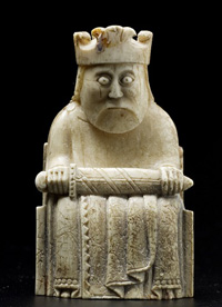 Here be the Viking Hoard: The Mystery of the Lewis Chessmen http://wp.me/p41CQf-ItW