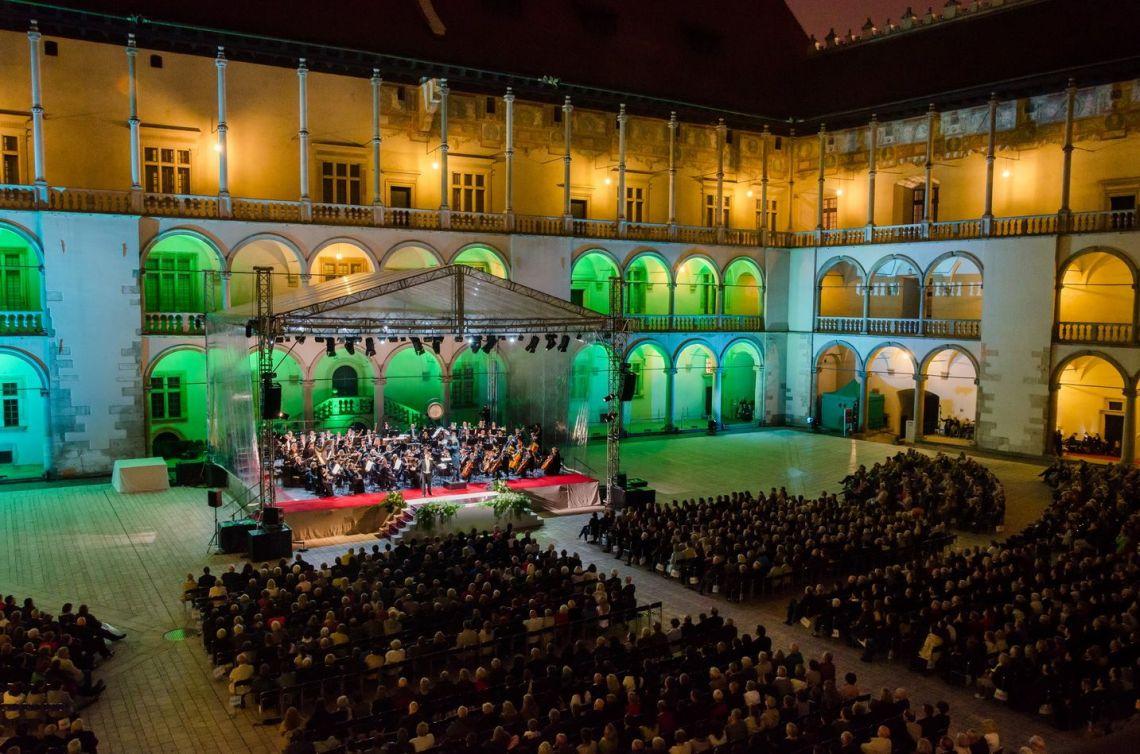 Krakow Summer Opera Season at Wawel Castle 2017