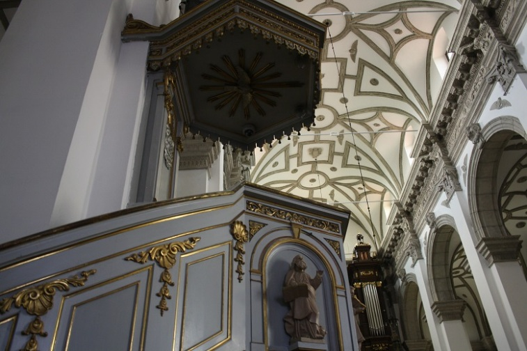 Another cathedral ceiling, this time in Wroclaw. https://wp.me/p41CQf-IE8