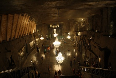 The Epic Story of Wieliczka Salt Mines in Poland