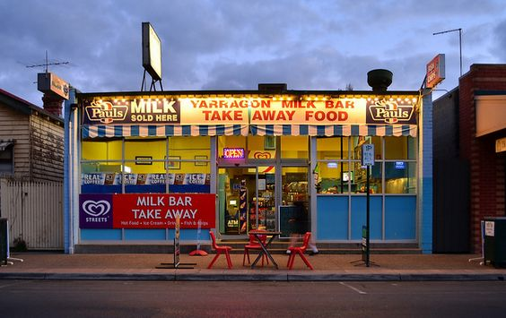 A brief and enchanting history of Australian milk bars