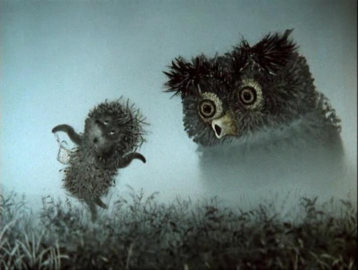 Classic Russian Animation: Hedgehog in the Fog