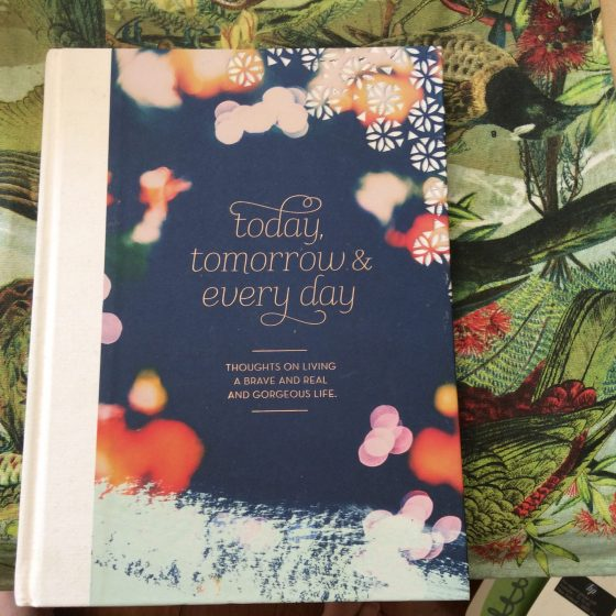 Book Review: Today, Tomorrow and Everyday