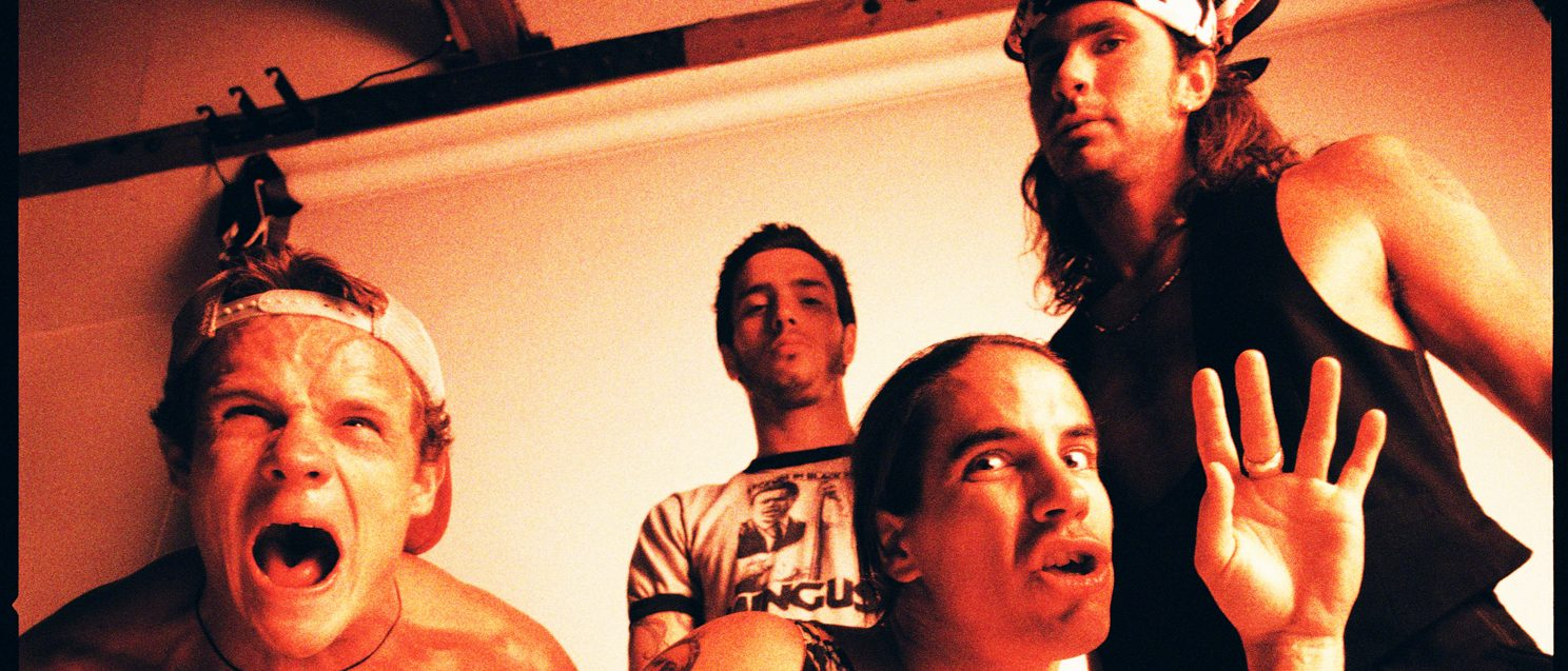 Every Picture Tells A Story: Red Hot Chilli Peppers (1991)