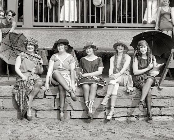 Every Picture Tells A Story: Krazy Kat Klub, Washington D.C. (1921)