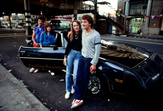 Every Picture Tells A Story: Teens in Brooklyn (1980's)