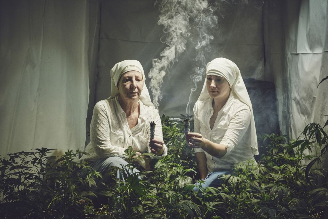 Every Picture Tells A Story: The Dopest Nuns in the World