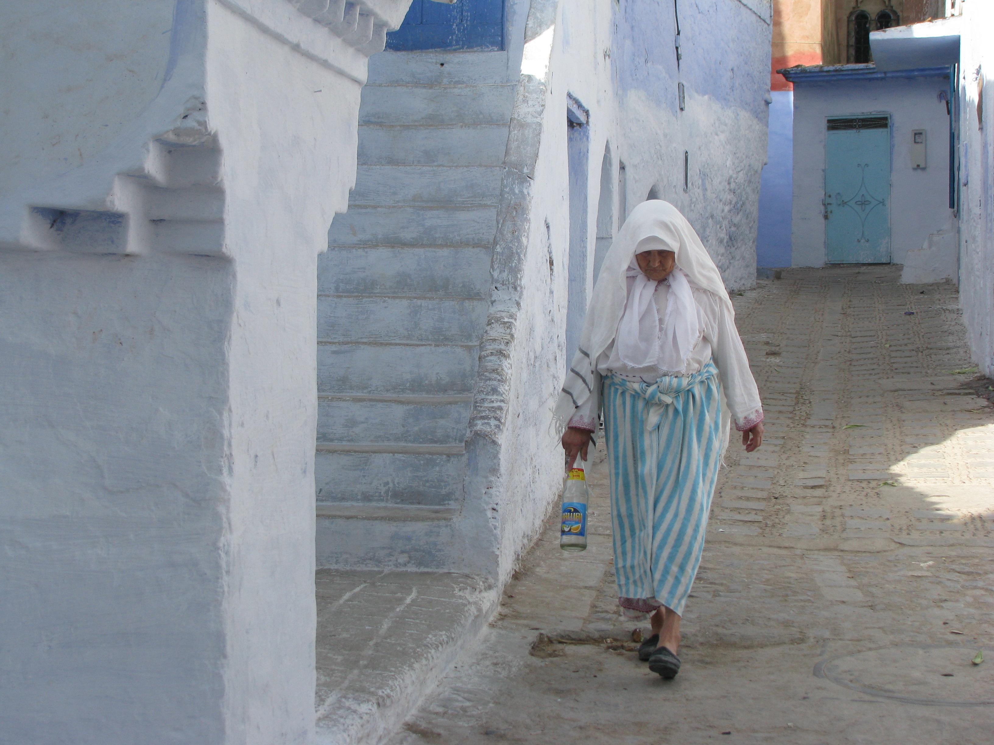 Chefchaoen, Morocco 2009
