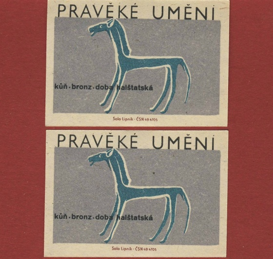 Matchbloc: Czechoslovakian matchbox art from the mid 20th century