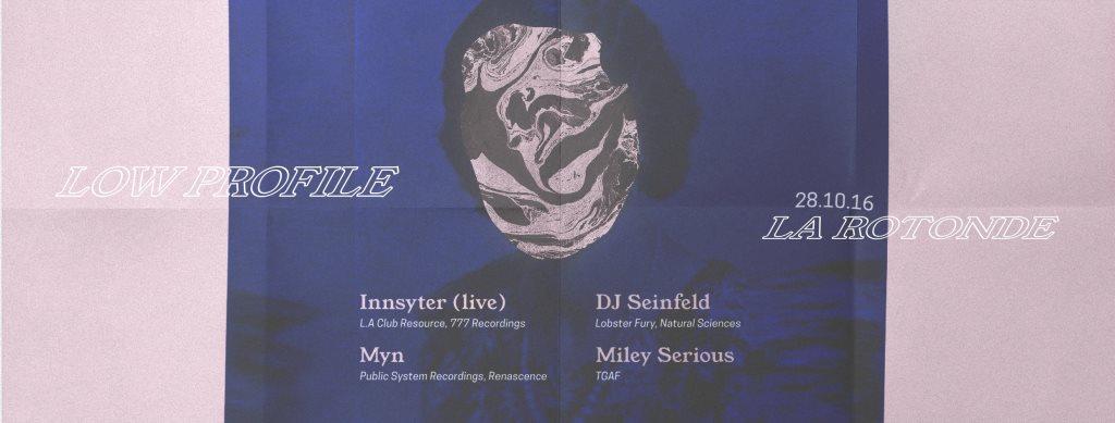 Emerging genius no. 6: DJ Seinfeld - U