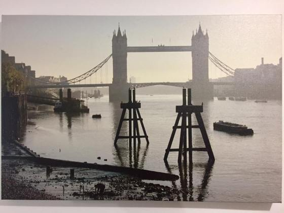 Mudlarking for treasures on the River Thames