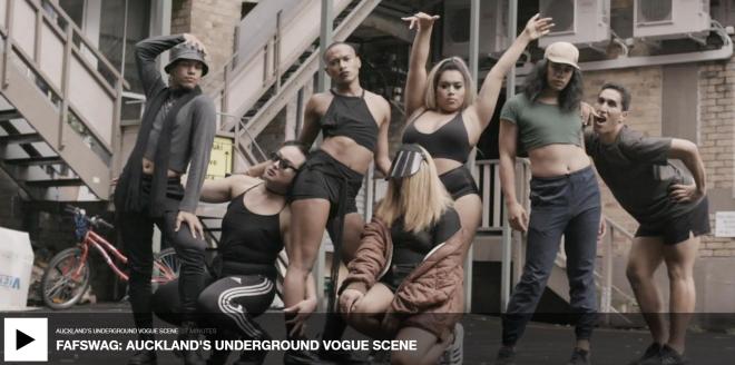 Auckland's Underground Vogue Scene