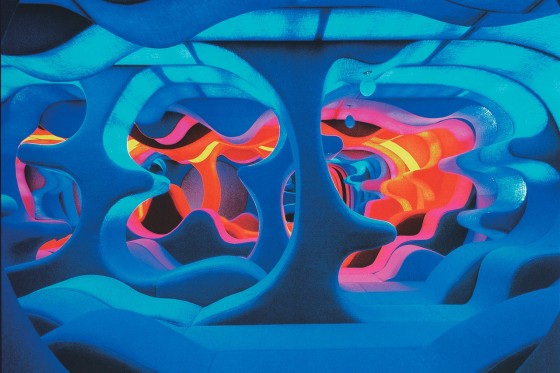 Verner Panton: The Daring Spirit of 60's Design