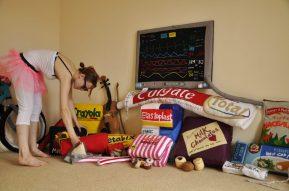 Lucy Sparrow's Fantastical Felt Mountain of Consumable Goods