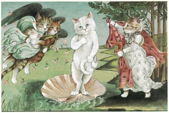Book Review: Cats Galore, prominent cats throughout history