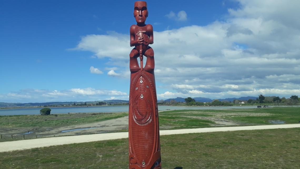 The beautiful poetry of the Maori/Polynesian Star Compass - Atea a Rangi