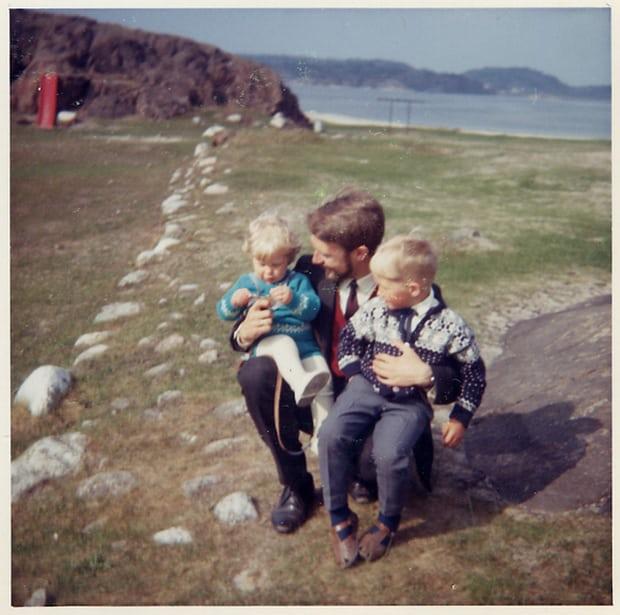 Book Review: Boyhood Island by Karl Ove Knausgaard