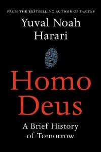Book Review: Homo Deus by Yuval Noah Hariri