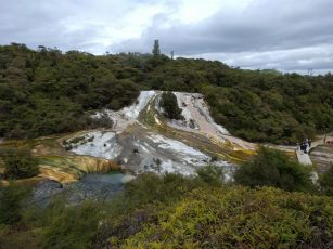 Life on an unstable landmass: Taupo and Rotorua Part Two