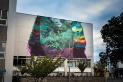 The Maori legend of Pania: Kaitiaki and taniwha of the reef retold in street art