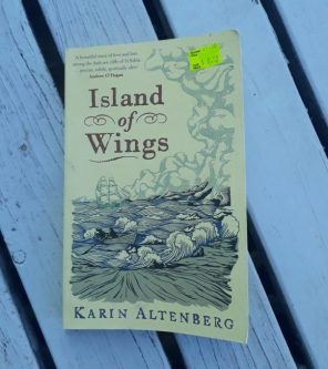 Book Review: Island of Wings by Karin Altenberg